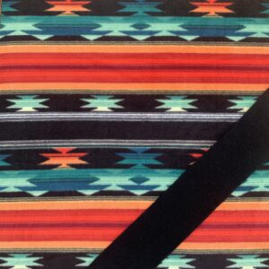 Desert Stripe *luxe* w/black
