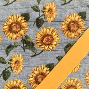 Sunflower *Luxe* w/yellow